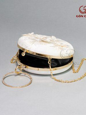 Túi xách nữ - Túi tròn T008