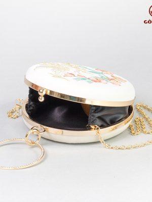 Túi xách nữ - Túi tròn T020