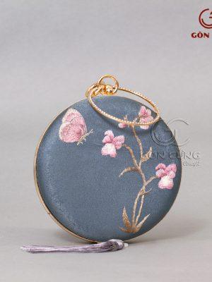 Túi xách nữ - Túi tròn T005