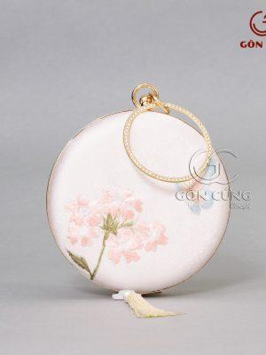 Túi xách nữ - Túi tròn T021