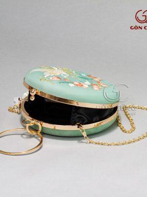 Túi xách nữ – Túi tròn T016