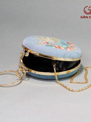Túi xách nữ – Túi tròn T022