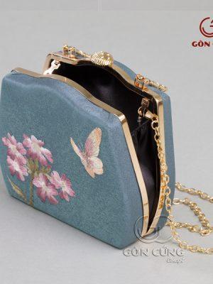 Túi xách nữ - Túi tròn V005