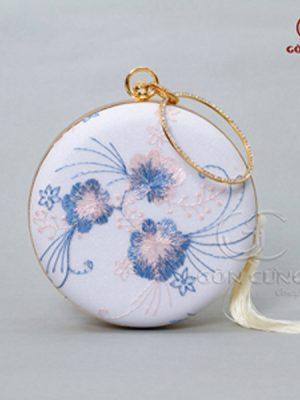 Túi xách nữ - Túi tròn T024
