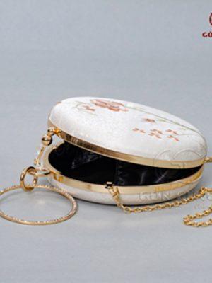 Túi xách nữ - Túi tròn T028